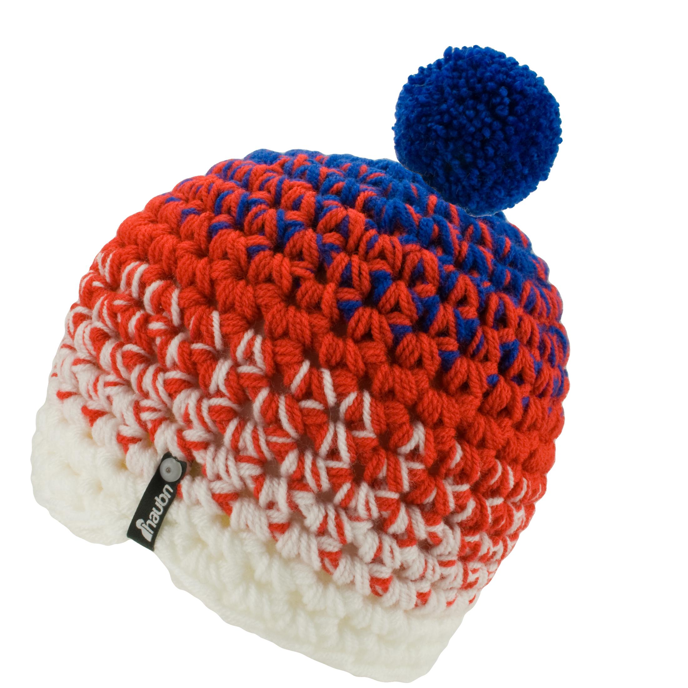 Childrens//Kids Union Jack Design Winter Beanie Hat HA549