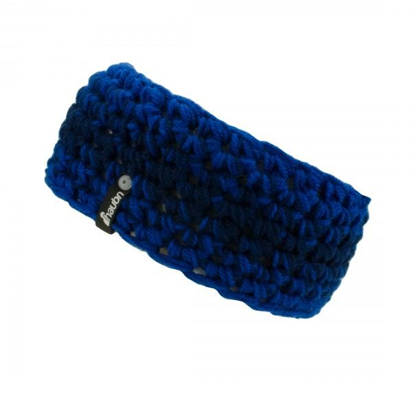 blue thunder haubn handmade Stirnband