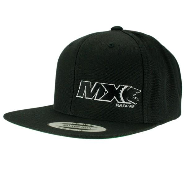 haubn Snapback Cap Classic schwarz MX schwarz